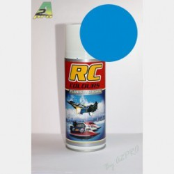 RC Colours Painting RC airplanes and boats (400ml) Bleu
