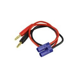 Yuki model Charging cable compatible with E-flite EC5 • 2,5mm² • 30cm