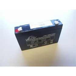 Leoch lead battery 6V 7A