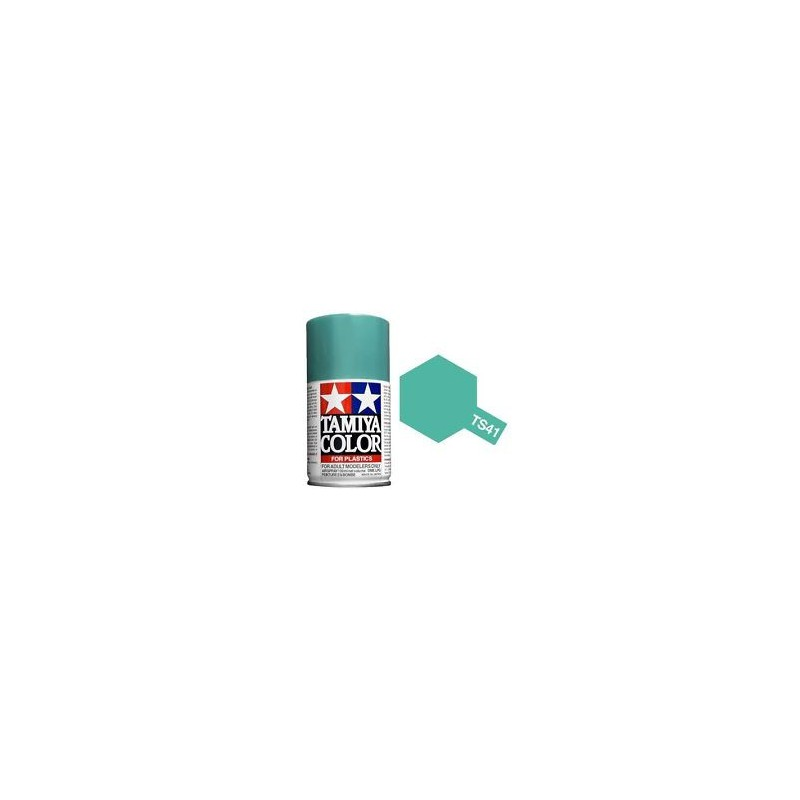 Tamiya TS41 Coral Blue, 100ml