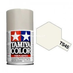 Tamiya TS45 Pearl White, 100ml
