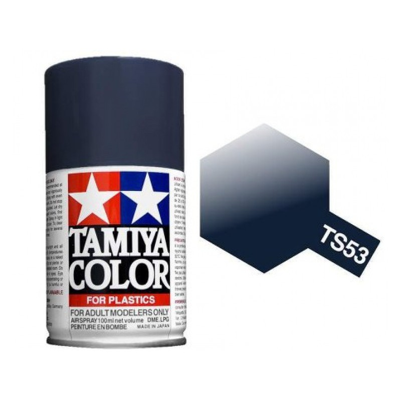 Tamiya TS53 Deep Metallic Blue,100ml
