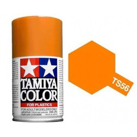 Tamiya TS56 Orange brillant,100ml