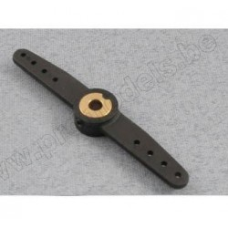 Gforce steering arm double 66mm dia. 3mm 1pcs