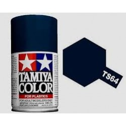 Tamiya TS64 Dark Mica Blue, 100ml