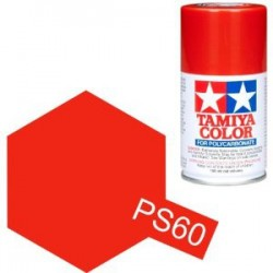 Tamiya PS60 Mica Red,100ml