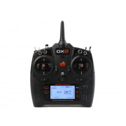 Spektrum DX8 Radio only