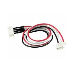 Yuki Balancer extention cable 3S compatible avec JST XH 30cm